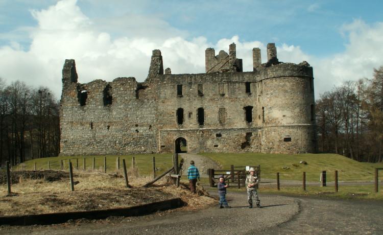 Balvinie Castle - Dufftown
